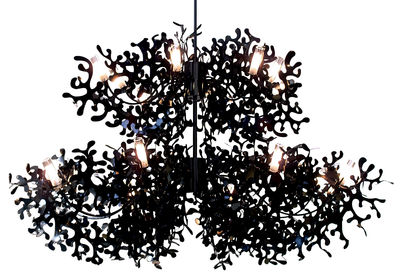 Supercoral 16 Pendelleuchte Ø 140 cm - Lumen Center Italia - Rot