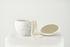 Scatola per gioielli Snow White - / Specchio - Marmo & oro 24 carati di Opinion Ciatti
