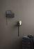 Pujo Shelf - / Ø 25 cm - Bois & métal by Ferm Living