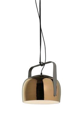 Suspension Bag / Céramique - Karman gris charbon,bronze brillant en céramique
