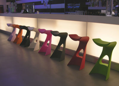Tabouret De Bar Koncord Slide Rose Made In Design