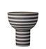Vase Varia / Grès - Ø 23 x H 24 cm - AYTM