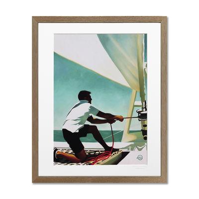 Déco - Stickers, papiers peints & posters - Affiche Emilie Arnoux - 019 Manœuvre / 40 x 50 cm - Image Republic - Manœuvre - Papier mat