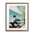 Affiche Emilie Arnoux - 019 Manœuvre / 40 x 50 cm - Image Republic