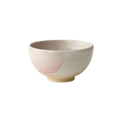 Arts de la table - Saladiers, coupes et bols - Bol Wabi / Ø15,5 x H 9 cm - Grès fait main - Jars Céramistes - Rose - Grès émaillé