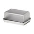 ES03G Butter dish - / Steel & plastic by Alessi