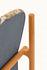 Letto matrimoniale Florin - / Per materasso 160 x 200 cm di Zanotta