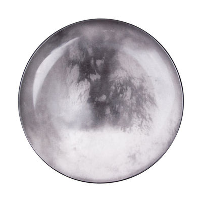 Tableware - Plates - Cosmic Diner Plate - Titan - Ø 26 cm by Diesel living with Seletti - Titan - China