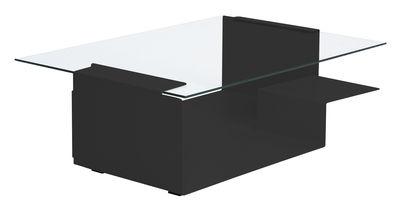 Table basse Diana D - ClassiCon noir en métal/verre