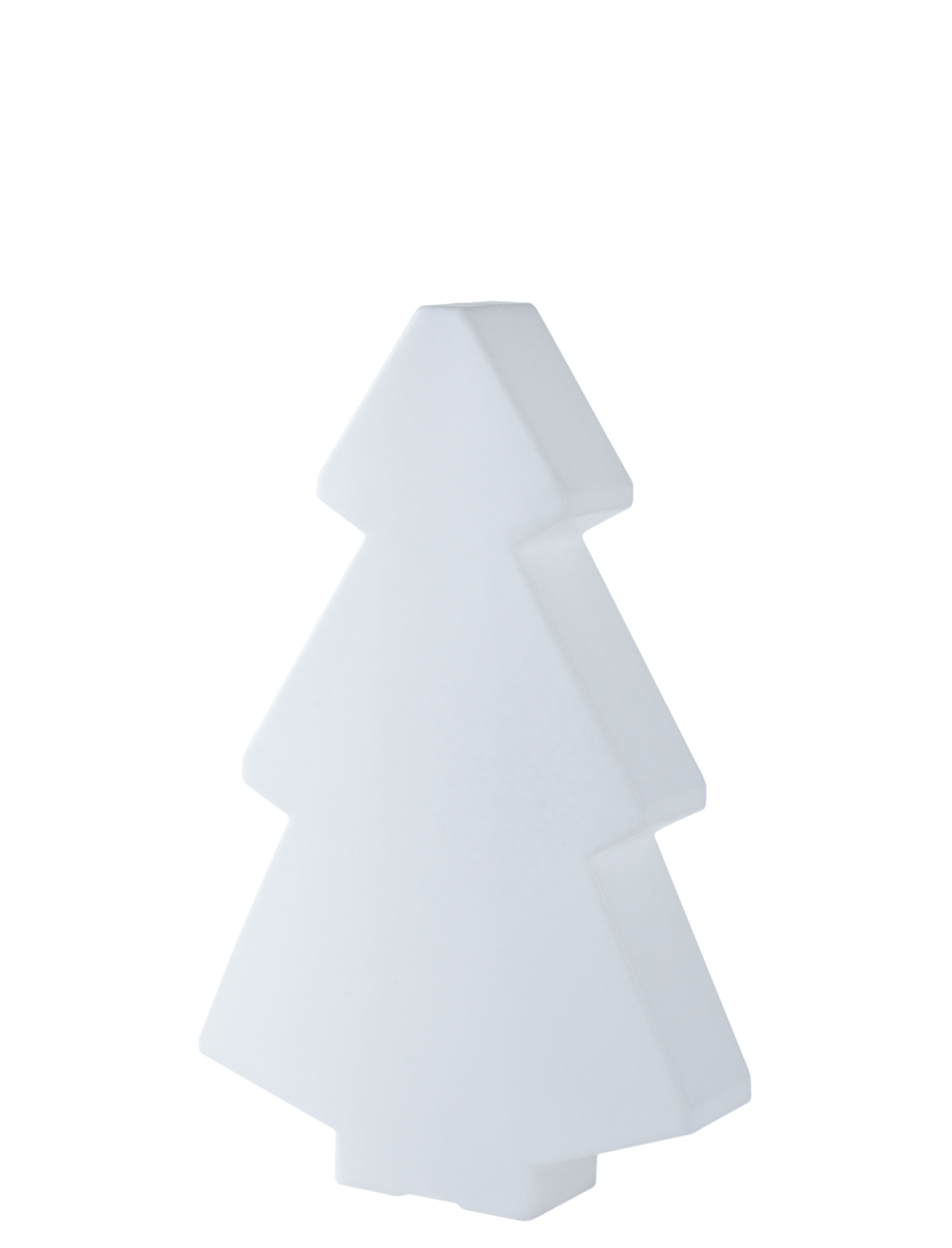 Lighting - Table Lamps - Lightree Indoor Table lamp - H 45 cm- Indoor by Slide - White - roto-moulded polyhene