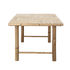 Table rectangulaire Sole / Bambou - 100 x 200 cm - Bloomingville