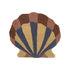 Shell Teppich / Wandschmuck - 79 x 70 cm - Ferm Living