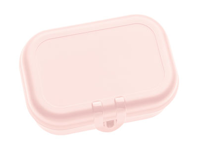 Decoration - Children's Home Accessories - Pascal Small Lunch box by Koziol - Rose Queen - Plastic