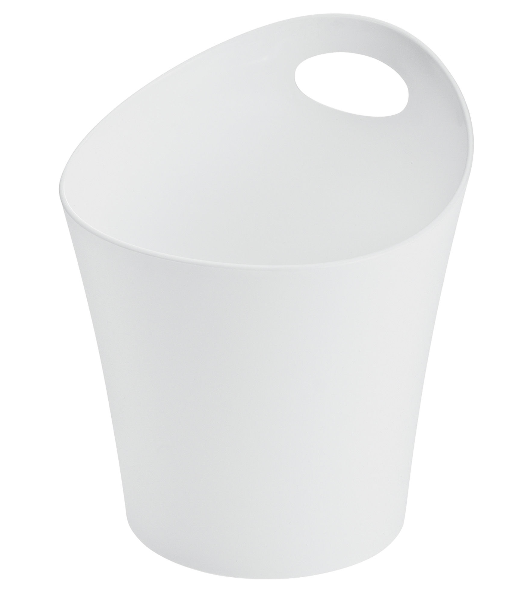 Decoration - For bathroom - Pottichelli L Pot - Pot by Koziol - White - PMMA