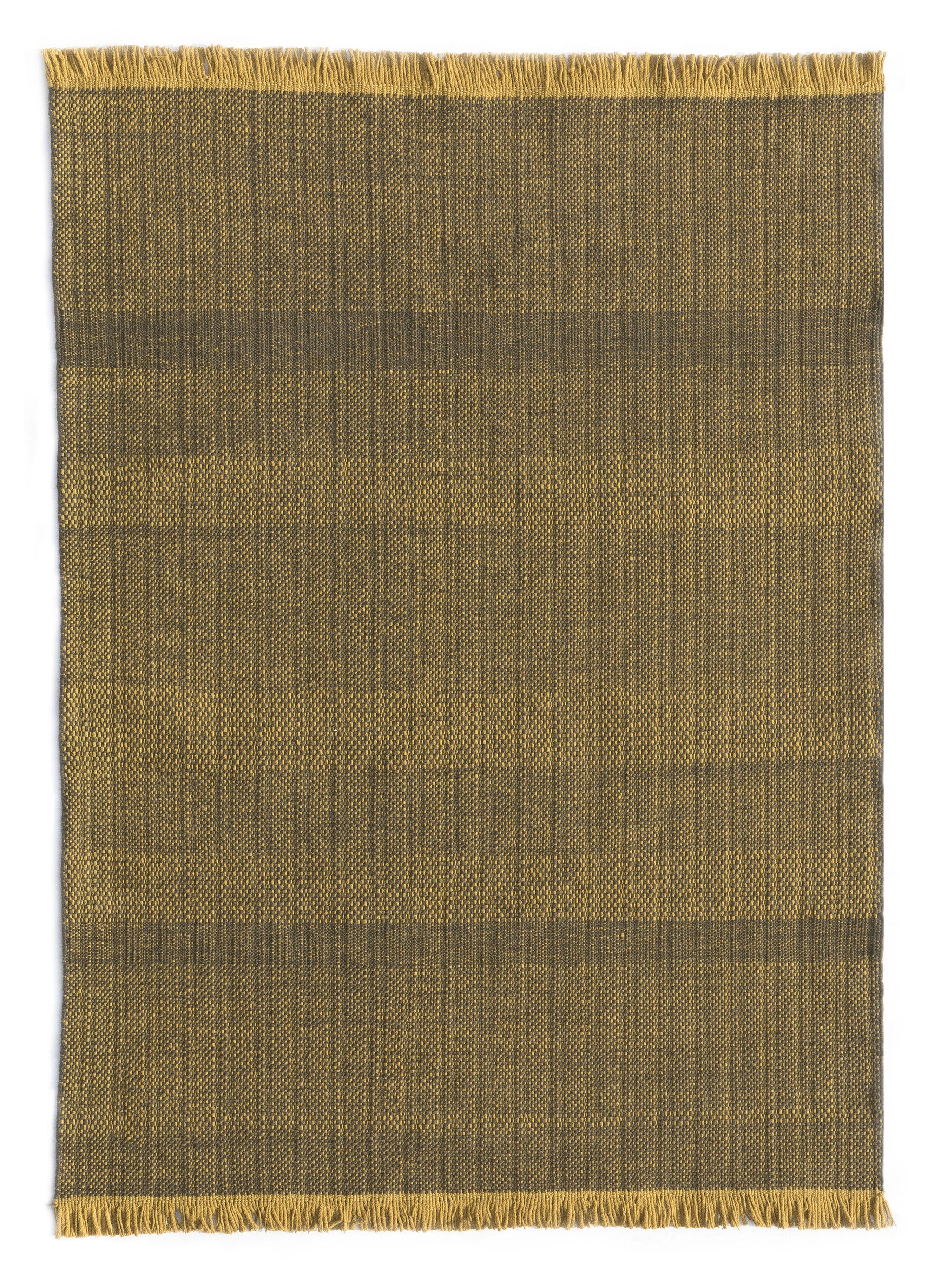 Déco - Tapis - Tapis d'extérieur Tres / 200 x 300 cm - Nanimarquina - Moutarde - Polyéthylène