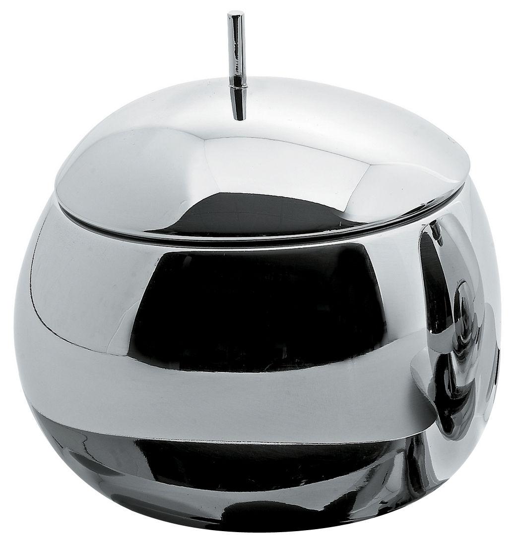 Küche - Zuckerdosen und Milchkännchen - Fruit basket Zuckerdose - Alessi - Stahl - rostfreier Stahl