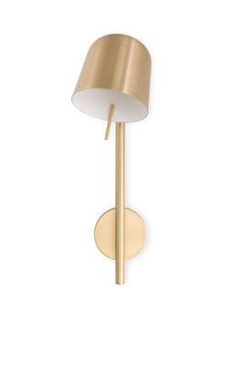 Illuminazione - Lampade da parete - Applique HÔ! - / Orientabile di Spécimen Editions - Ottone - Ottone spazzolato, Rame