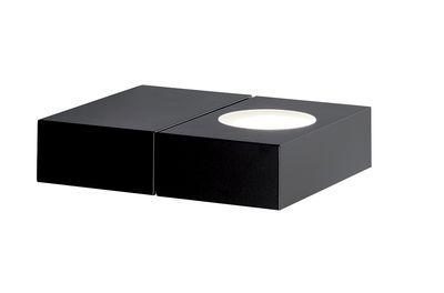 Applique Quadrat / Orientable - Carpyen noir en métal