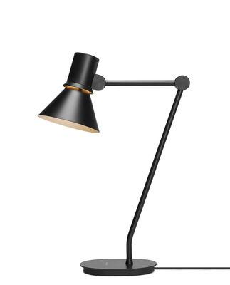 Luminaire - Lampes de table - Lampe de table Type 80 - Anglepoise - Noir - Acier, Aluminium, Fonte
