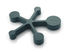 Tablemat - / Built-in measuring spoons - Soft silicone by Eva Solo