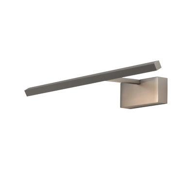 Lighting - Wall Lights - Mondrian LED Wall light - / L 40 cm by Astro Lighting - Matt nickel - Aluminium