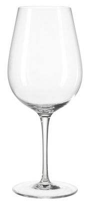Tableware - Wine Glasses & Glassware - Tivoli XL Wine glass by Leonardo - Transparent - Teqton glass