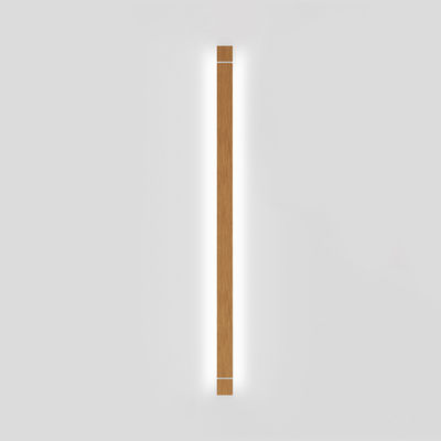 Illuminazione - Lampade da parete - Applique Pivot LED - / Plafoniera - L 108 cm di Fabbian - Bronzo - Alluminio