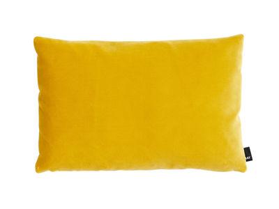 Coussin Eclectic / 45 x 30 cm - Hay jaune en tissu