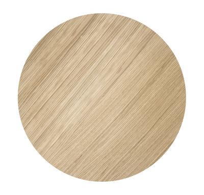 Couvercle pour corbeille Wire / Small - Ø 40 cm - Ferm Living bois naturel en bois