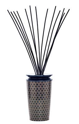Diffuseur de parfum Ilum / Cologne rétro - 3,5L - Max Benjamin bleu,or en verre