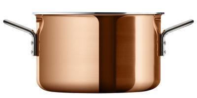 Faitout Copper / Ø 20 cm - 3,9 L - Eva Trio cuivre en métal