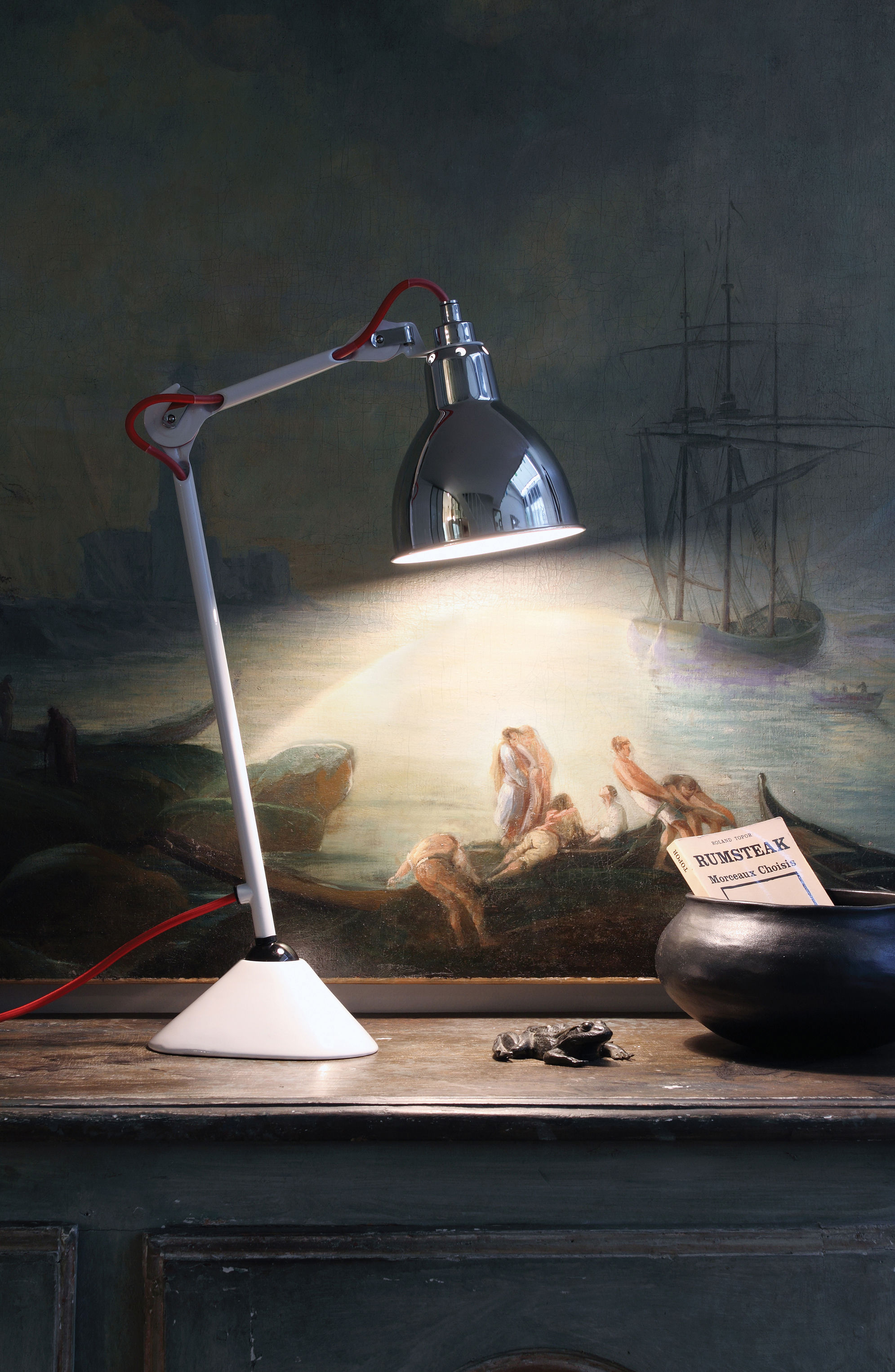 De Lampe Table Gras Éditions Dcw N°205 EHD2YWI9