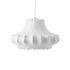 Phantom Medium Pendant - / Ø 80 x H 44 cm - Cocoon resin by Normann Copenhagen
