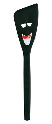 Kitchenware - Kitchen Equipment - Turner Spatula by Koziol - Black - PMMA