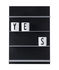 Paper Wall shelves - / L 42 x H 59 cm by Design Letters