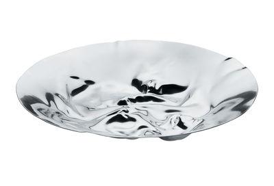 Arts de la table - Corbeilles, centres de table - Centre de table Sumpta / Ø 44 cm - Alessi - Acier brillant - Acier