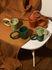 Espresso tazza Donut Small - / Edizione limitata Natale 2020 - Fatta a mano di PIA CHEVALIER
