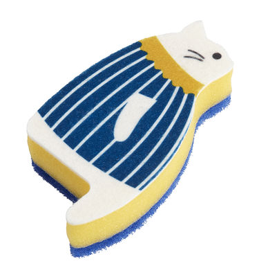 Accessories - Bathroom Accessories - Chat Sponge by Hay - Cat - Polyurethane foam