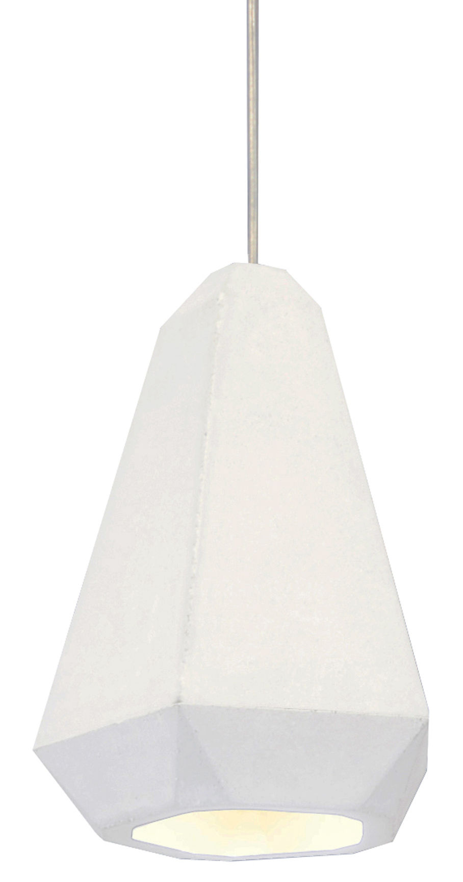 Luminaire - Suspensions - Suspension Portland / Plâtre - Innermost - Plâtre blanc - Plâtre