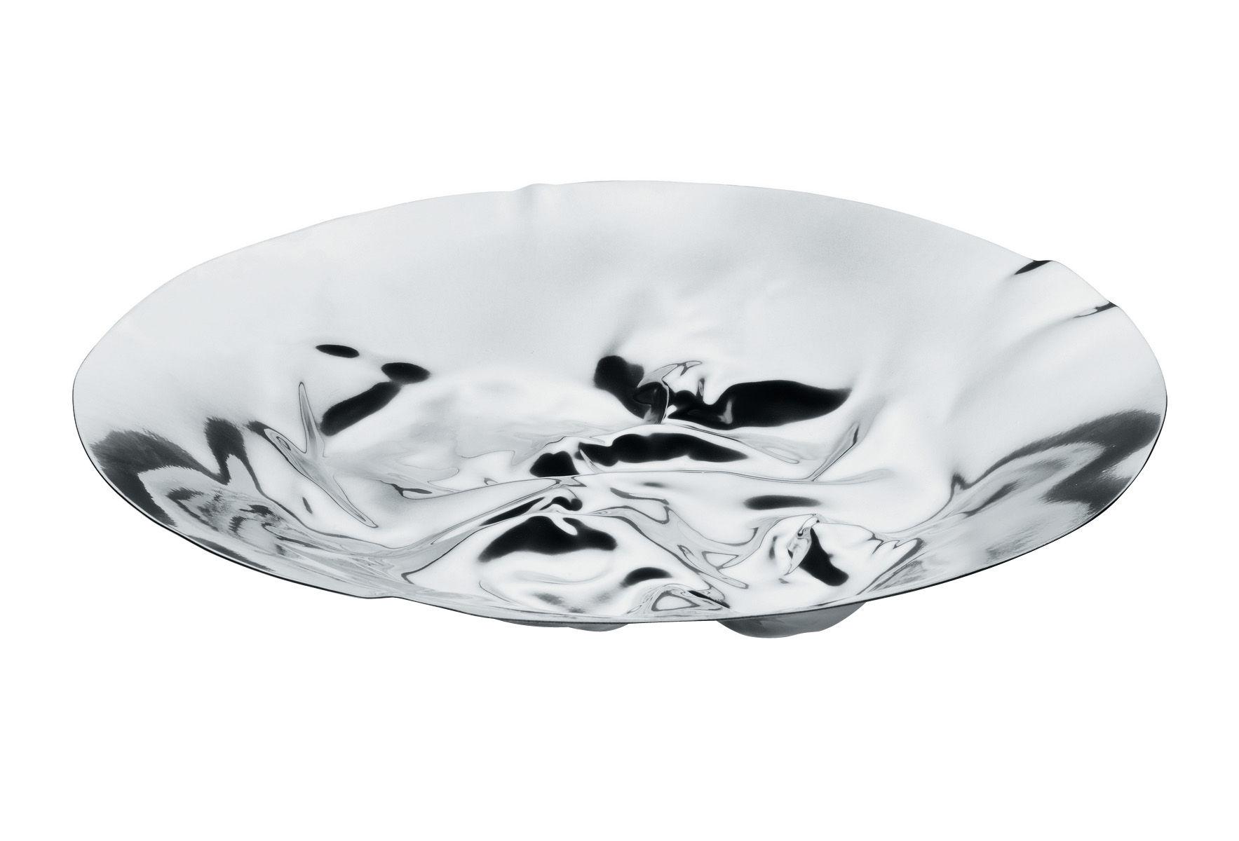 Tischkultur - Körbe, Fruchtkörbe und Tischgestecke - Sumpta Tischgesteck - Alessi - Edelstahl glänzend - Stahl