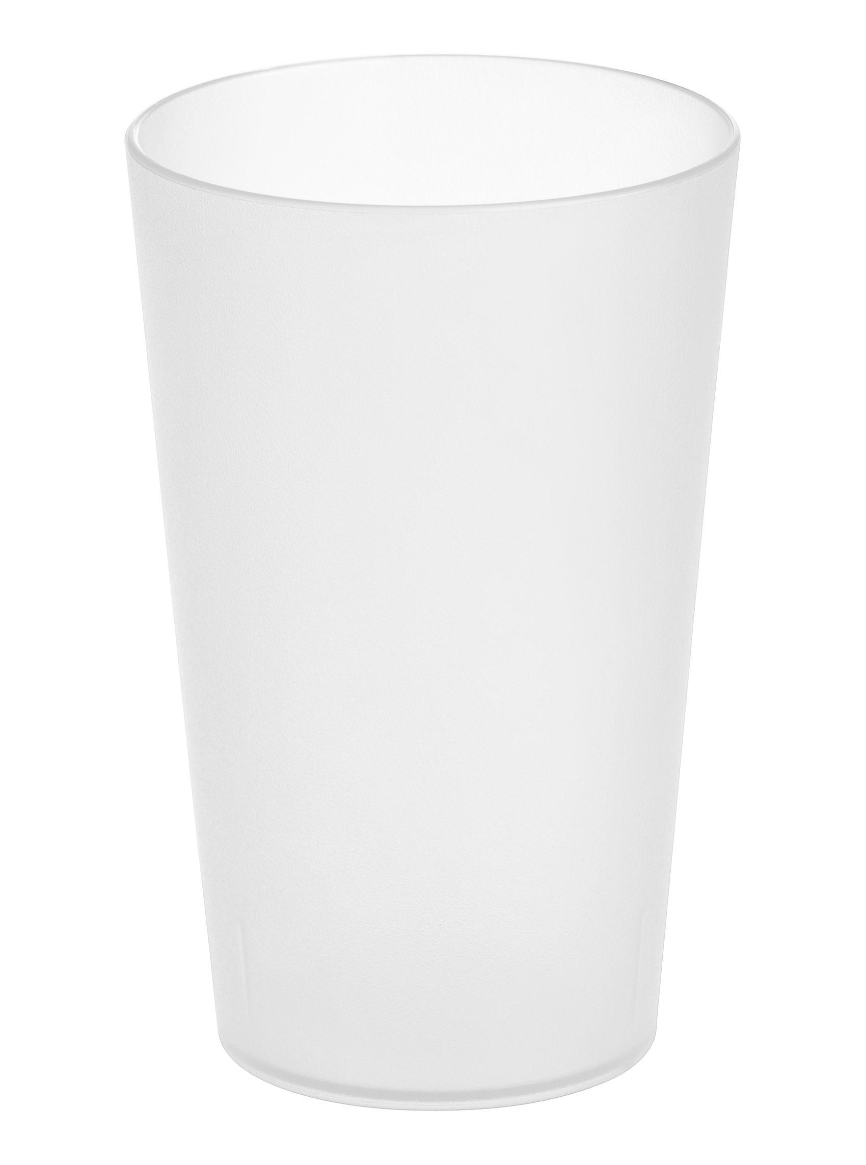 Dekoration - Badezimmer - Rio Behälter für Zahnbürsten - Koziol - Transparent - Plastikmaterial