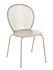 Chaise empilable Lorette / Métal perforé - Fermob