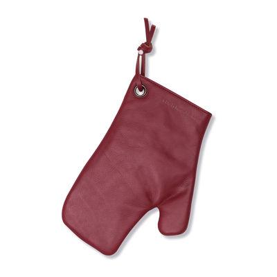 Gant de cusine / Cuir - Dutchdeluxes rouge en cuir