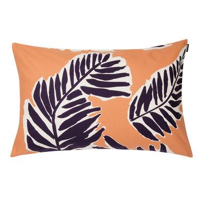 Déco - Coussins - Housse de coussin Babassu / 60 x 40 cm - Marimekko - Babassu / Orange & violet - Coton