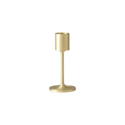 Image of Portacandela Collect SC57 - / H 11 cm - Ottone di &tradition - Oro/Metallo - Metallo