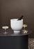 Secchiello da champagne Alza - / Marmo - Ø 23 x H 23 cm di Ferm Living