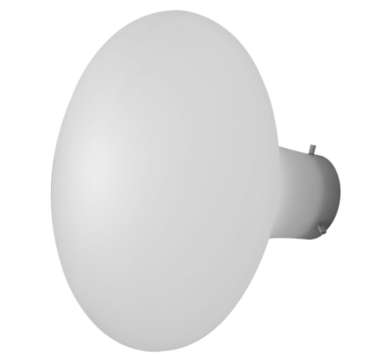Leuchten - Wandleuchten - Pin Wandleuchte Ø 38 cm - Martinelli Luce - Weiß - Polyäthylen