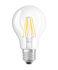 Ampoule LED E27 / Standard claire - 7W=60W (2700K, blanc chaud) - Osram