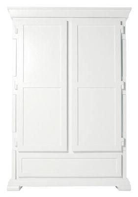 Mobilier - Mobilier d'exception - Armoire Paper - Moooi - Blanc - Carton, Papier