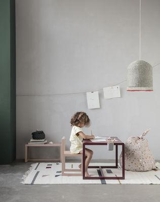 Ferm Living Little Architect Children Table Grey Made In Design Uk